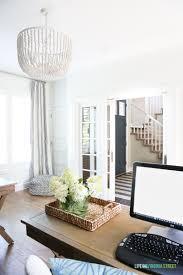Office View by Office Reveal U0026 White Oak Hardwood Floors Life On Virginia Street