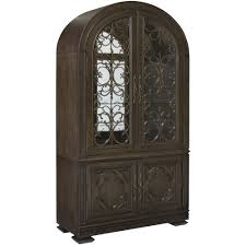 breakfront china cabinet definition