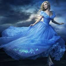 wedding dress blue real photo cinderella wedding dress shoulder princess bridal