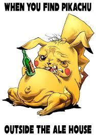 Funny Pikachu Memes - pikachu outside the ale house meme pokemon go meme http www