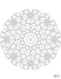 download coloring pages kaleidoscope coloring pages christmas