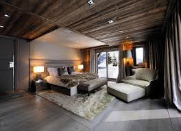 chic modern rustic chalet in the rhne alpes idesignarch intended
