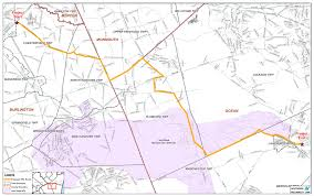 Map Of Middlesex County Nj Get Questions Answered On Proposed Gas Pipe