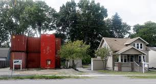 building a home in michigan morning news roundup a shipping container house in michigan