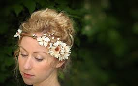 hippie flower headbands 5 hippie chic 6 beautiful floral headbands for and