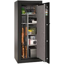 stack on 18 gun convertible gun cabinet sentinel gun safe electronic lock cabinet menards gcwb convertible