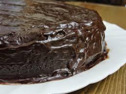 como preparar una cobertura de chocolate con dulce de leche