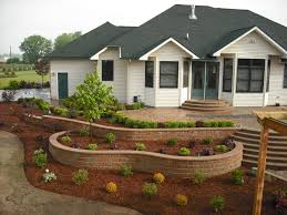 charming decorative brick walls garden 87 with a lot more