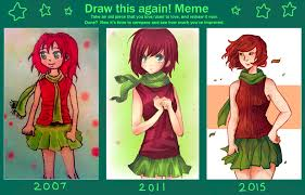 Draw It Again Meme - draw again meme by thiefofstarz on deviantart