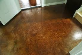 Rustoleum Epoxy Basement Floor - staining and finishing concrete floors ana white woodworking