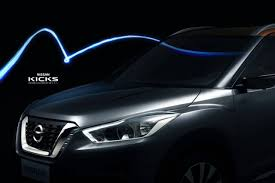 nissan mexico nissan reveals the front end of the new kicks and says it will be