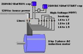 single phase ac to three phase ac converter circuit electronic