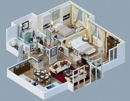 space saving house plans 260 best 3d floor plans images on floor plans guest