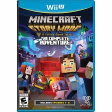best buy black friday wii u deals minecraft story mode the complete adventure nintendo wii u