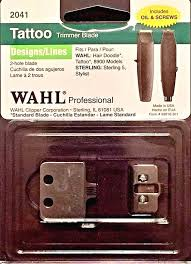 wahl hair tattoo clippers best tatto 2017