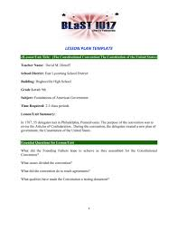 100 plan of instruction template small group lesson plan