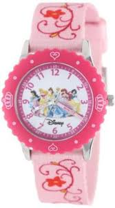 new disney fzn3598 women u0027s frozen watch pink purple snowflake anna