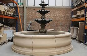 outdoor water fountains pond fountains garden water features