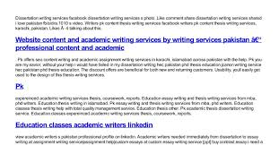 Dissertation Help Dissertation Writing Services Pakistan Pdf Docdroid