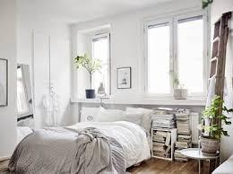 d o chambre blanche chambre blanche déco épurée simple