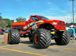 list of monster jam trucks image bestnewtrucks net 2005 dodge ram fiberglass body