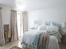 shabby chic bedroom interior looks ideas wooden standing light