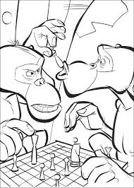 madagascar coloring 41 coloring pages