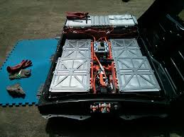 leaf nissan 2013 how to open a 2013 nissan leaf battery pack and remove the modules