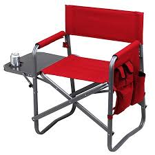 Folding Directors Chair With Side Table Folding Directors Chair With Side Table Hometooutdoors