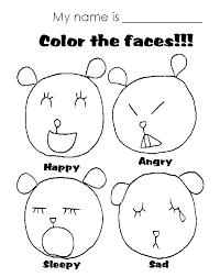 feelings coloring pages images reverse search