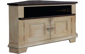 distressed corner tv cabinet distressed tv cabinet weathered finish stand wood console table 2