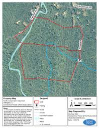 Property Lines Map North Property Connecticut Forest U0026 Park Association