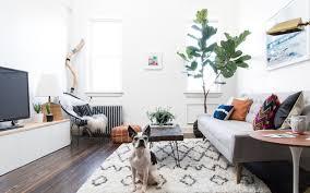home polish our designer s williamsburg apartment homepolish