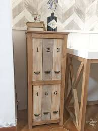how to diy cabinet diy filing cabinet build my sweet things
