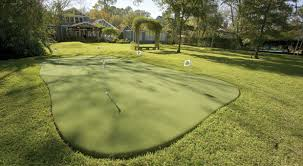 How To Make A Putting Green In Your Backyard Golf Allsport America Inc