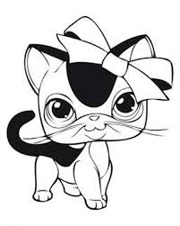 halloween lps littlest pet shop lps coloring pages coloring coloring pages