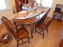 Colonial Dining Room Chairs Early American Dining Room Table And Chairs Amish Early American