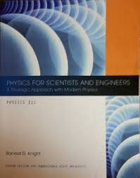 physics for scientists and engineers randall d knight 3rd edition