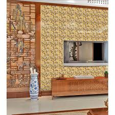 Metallic Tile Backsplash by Gold 304 Stainless Steel Metal Tiles Crystal Glass Mosaic Tile