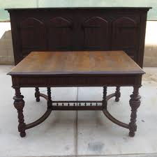 french dining table antique library table french antique table