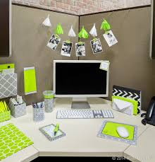 Desk Organization Accessories by Office Furniture Office Cubicle Ideas Photo Cute Office Cubicle