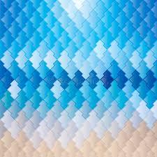 Hintergrundmuster Blau Blau Deckt Hintergrund Muster Mit Ziegeln Stockbild Bild 47226573