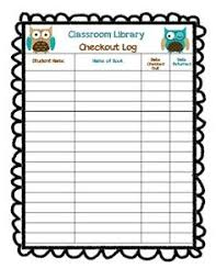 hall pass sign out sheet for clipboard back to
