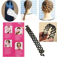 hair bun maker instructiins the 25 best braid tool ideas on pinterest leather working