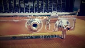 1994 to 1997 ford thunderbird sc radiator youtube