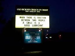 Church Sign Meme - 21 accidentally naughty church signs smosh
