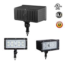 Outdoor Led Flood Lighting - led security outdoor led flood light with photocell commercial