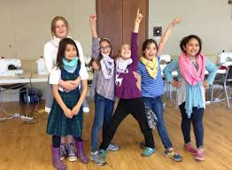 sew fun cool craft and maker classes for kids around puget sound
