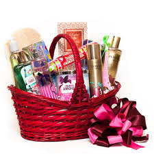spa gift baskets amour spa gift basket