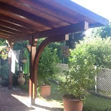 preventivo tettoia in legno porticati tettoie pensiline in legno per casa giardino parma